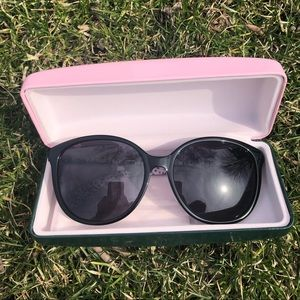 Kate Spade Karlena Rounded Cate Eye Sunglasses